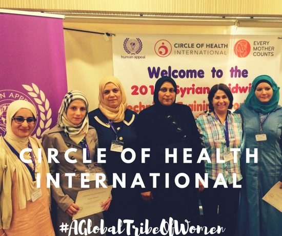 Anjelica Malone partners with Circle of Health International