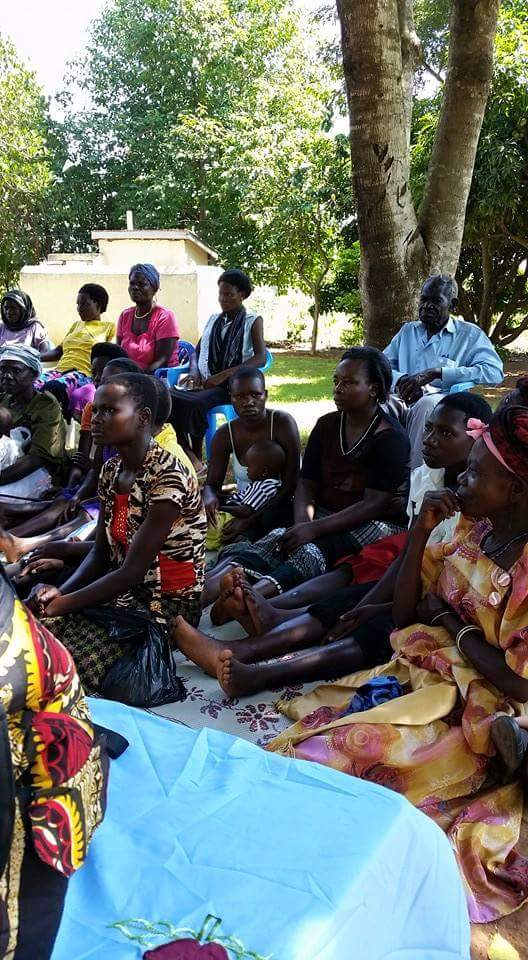 Hope For Women in Crisis Uganda Article