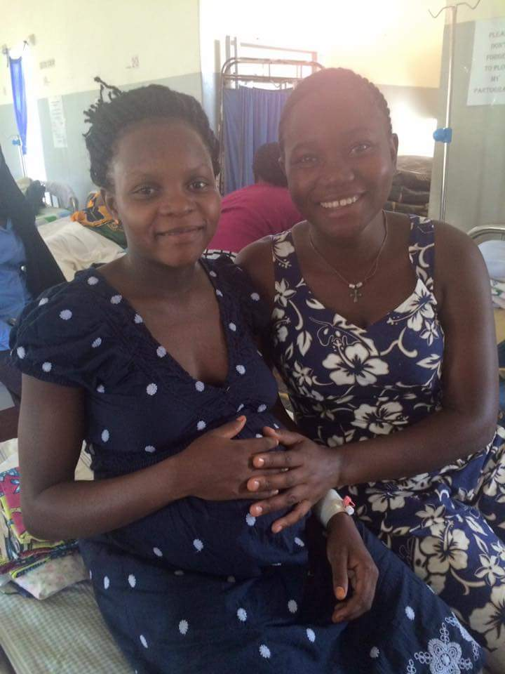 Pregnant Mothers are in Crisis in Uganda