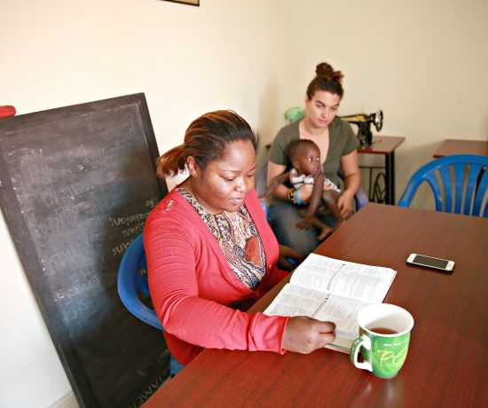 Lyzette Kasigwa Founder of Hope For Women in Crisis Uganda