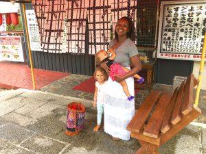 breastfeeding and travel