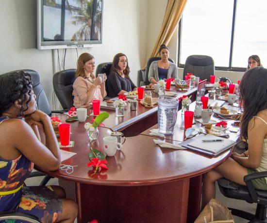Inspo Session on Guam for female entrepreneurs