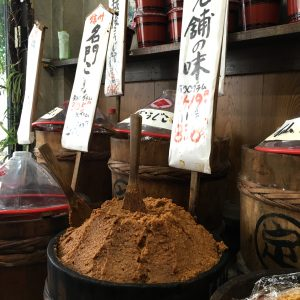 Traditional Miso Shop