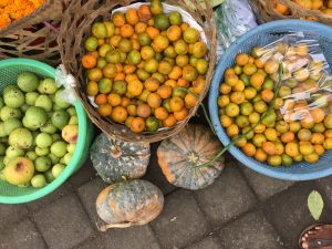 Fruit at Traditional Market in Ubud