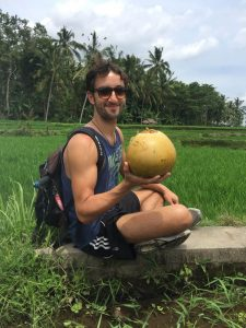 Fresh coconuts and hiking with Authentik Bali