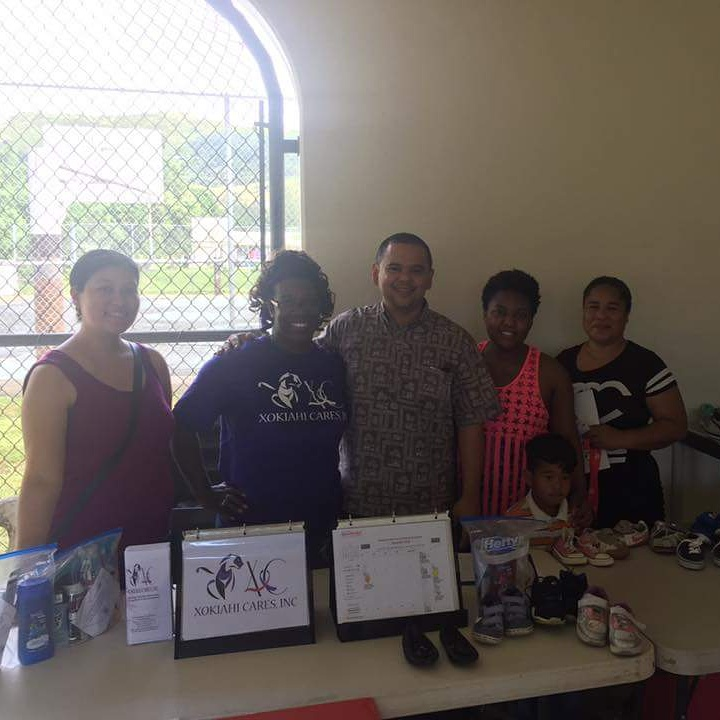 Xokiahi Outreach on Guam