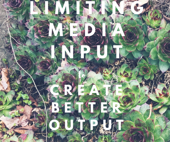 How to Create Better Output