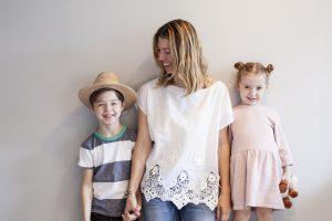 Anjelica Malone family travel