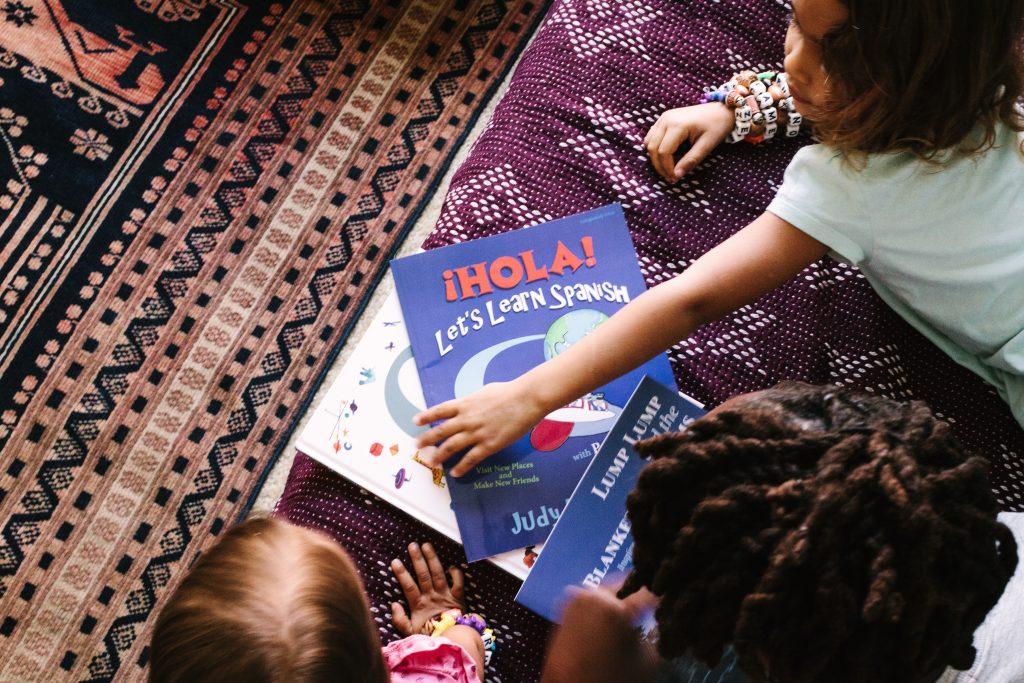 Spanish books for preschoolers