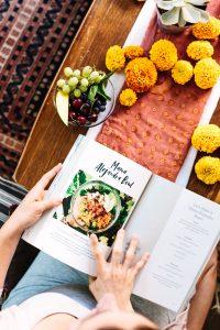 Easy postpartum meals