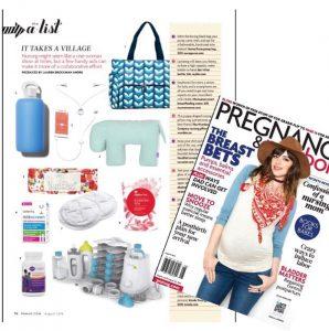 NursElet Breastfeeding Giveaway on AnjelicaMalone.com