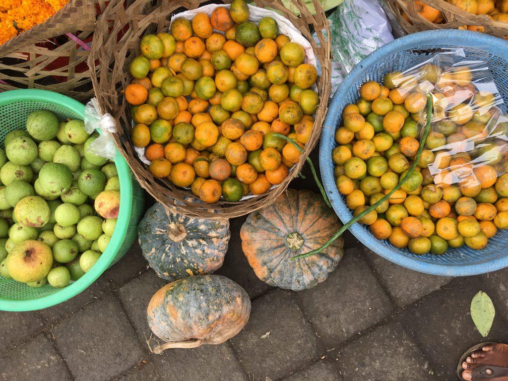 Tagalong Market in Ubud