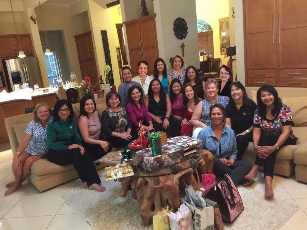 Board Members for Guam Women's Chamber of Commerce