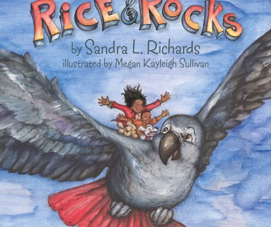 Multicultural Children's Book Day : : Rice & Rocks