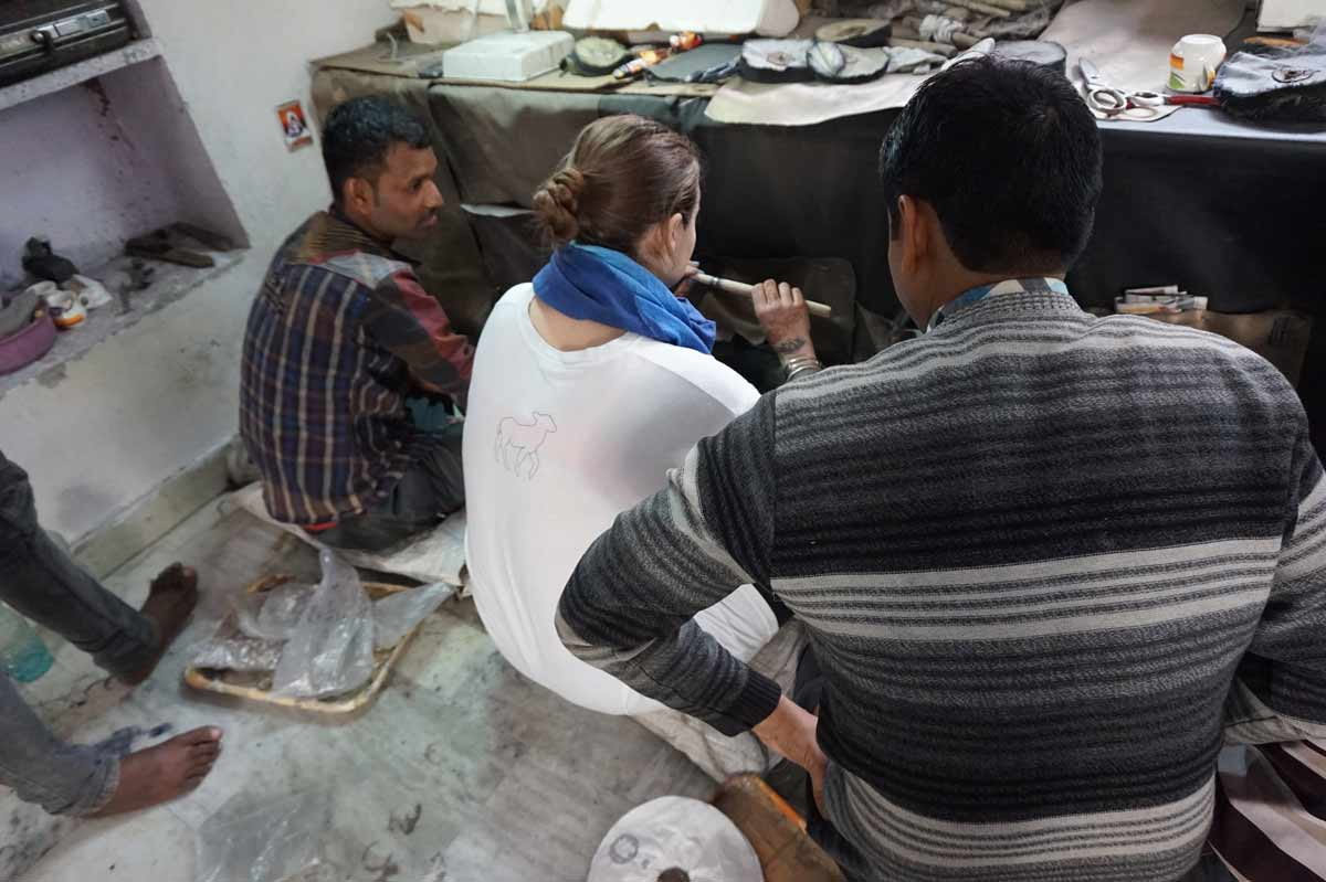 Ethical jewelry : : India
